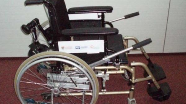 build a wheelchair