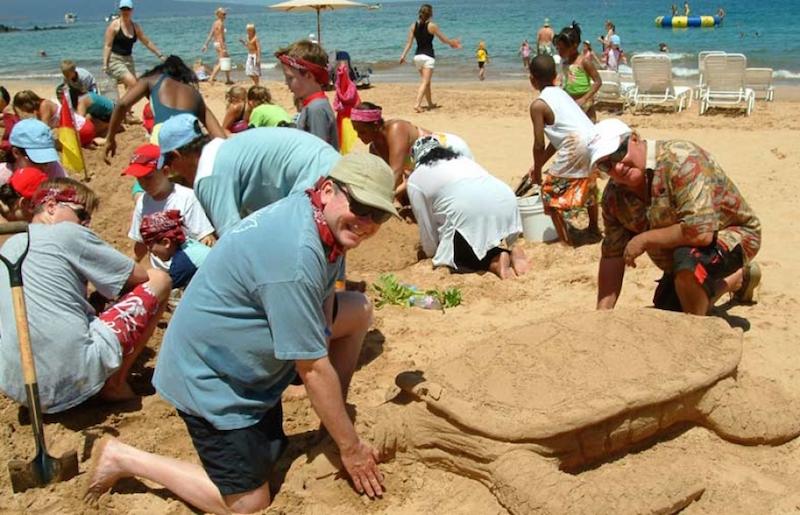 dune design sand castle building