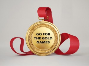 go for the gold games